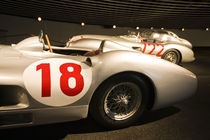 1950s Mercedes SLR racing car by Danita Delimont