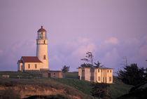 Cape Blanco Lighthouse by Danita Delimont