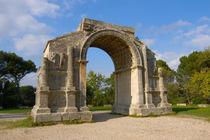 Triumphal Arch by Danita Delimont