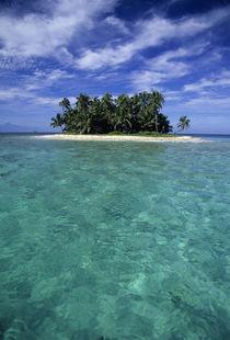 Unnamed island or cay von Danita Delimont