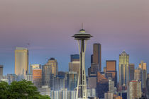 Skyline from Kerry Park by Danita Delimont