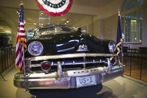 Eisenhower Presidential Car von Danita Delimont