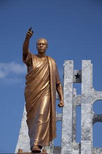 Ghana's first president von Danita Delimont