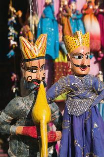 Indian Puppets von Danita Delimont