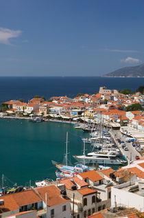 Pythagorio: Harbor View / Daytime by Danita Delimont