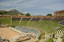 Greek-Roman Theater by Danita Delimont