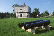 Andrews Blockhouse National Historic Site von Danita Delimont