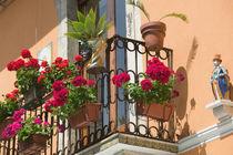 Balcony Detail von Danita Delimont