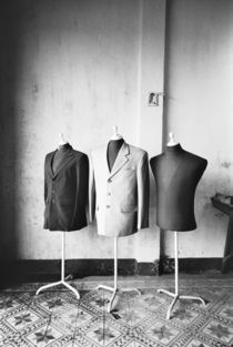 Suit jackets made to order! by Danita Delimont