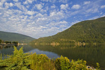 Kootenay Lake in Nelson British Columbia by Danita Delimont