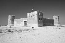 1938) now the Al-Zubara Regional Museum von Danita Delimont