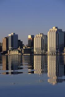 Halifax skyline von Danita Delimont