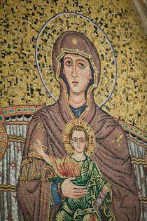 Mosaic Madonna von Danita Delimont