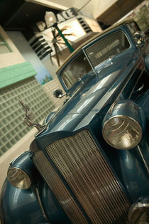 Nevada_Reno: National Automobile Museum 1930's Chrysler Imperial by Danita Delimont