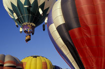 Walla Walla Hot Air Balloon Stampede von Danita Delimont