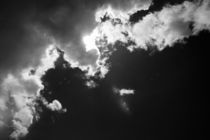 Hope in the silver lining of the clouds von Danita Delimont