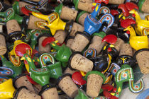 Typical cork souvenirs von Danita Delimont