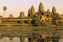 Angkor Wat by Danita Delimont