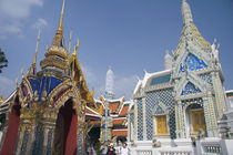 Bangkok's Grand Palace by Danita Delimont