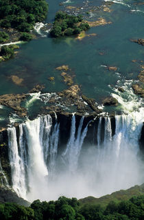 The Falls from above von Danita Delimont