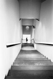 Staircase Museum of Modern Art von Danita Delimont