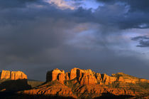 Cathedral Rocks in Sedona Arizona by Danita Delimont