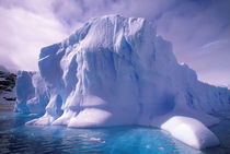 Antarctic icescapes by Danita Delimont