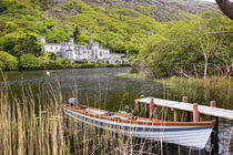 Kylemore Abbey is Ireland's most photographed building von Danita Delimont