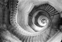 LYON: Traboule Staircase Old Lyon von Danita Delimont