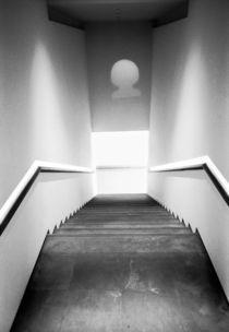 Stairway Museum of Modern Art von Danita Delimont