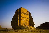 Qasr Farid tomb by Danita Delimont