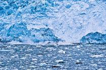 Hubbard Glacier, Alaska by John Greim