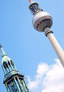 Berlin by Daniela  Bergmann