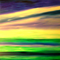 Green Sea by Sula Chance