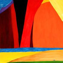 Landscape II by Sula Chance