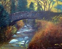 Mountain Bridge by Stephen hanson