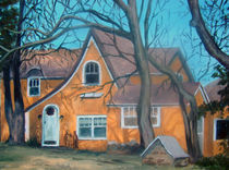 The Old Cottage von Stephen hanson