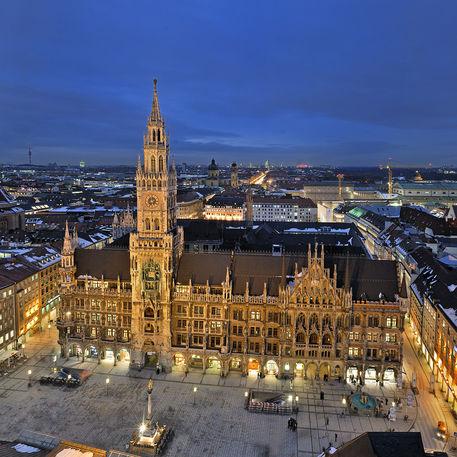 Rathaus-mnchen