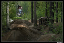 dirt jump von Stephan  Sutton