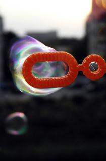 soap bubbles by Dilyana Vasileva