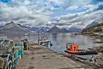 Harbour Life von Derek Beattie