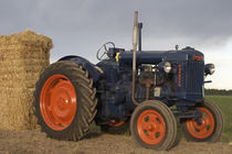 1948 Fordson Major Tractor by Geoff Bryant