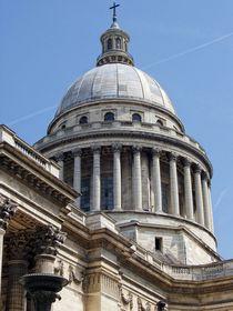 The Pantheon Paris by Jenny Hudson