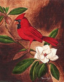 Cardinal 2 by Brandy House