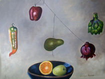 Still Life Strings Attached by Stephen hanson