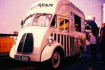 Ice Cream Van by Giorgio Giussani