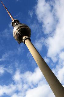 Fernsehturm Berlin Poster von Falko Follert