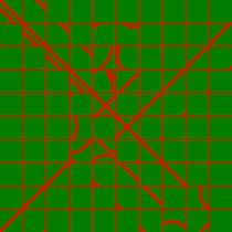 mosaik 1 von michel BUGAUD