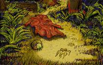Where is Little Red? by Jessa Wilcoxen