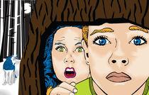 Hansel & Gretel Lost in the Woods von Jessa Wilcoxen